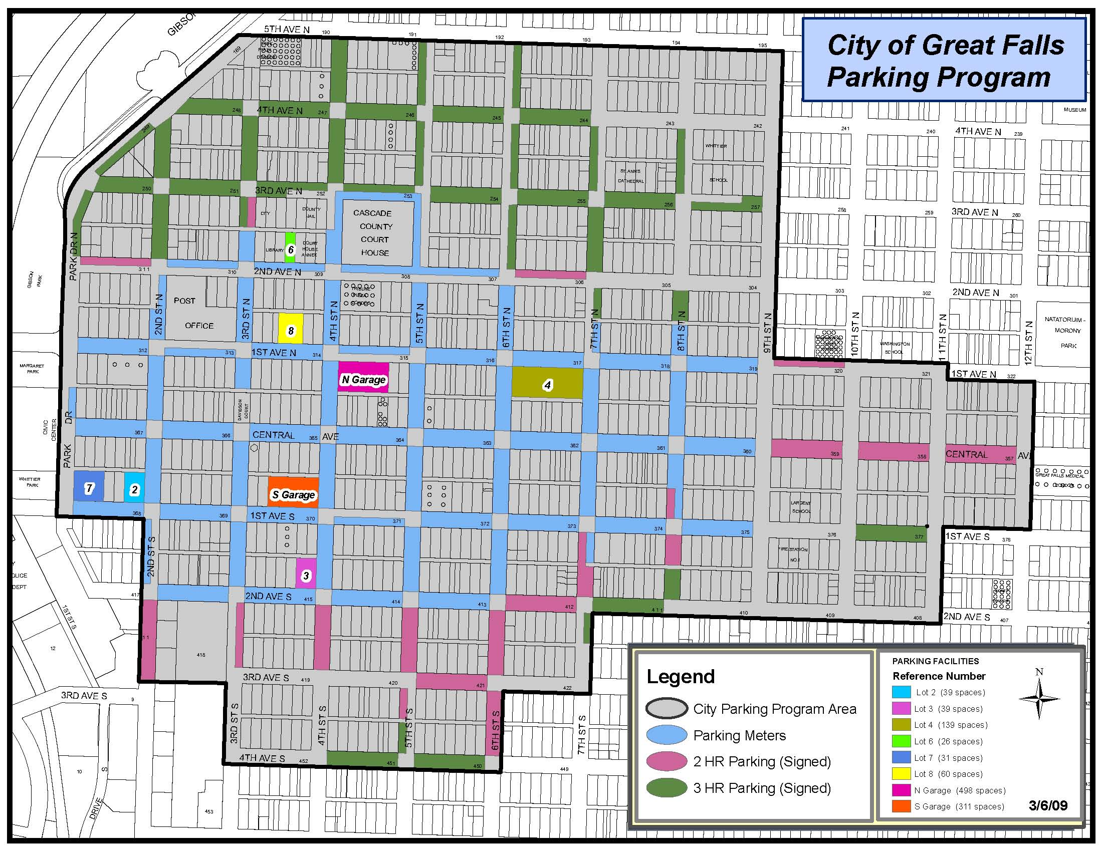 Parking Division | City of Great Falls Montana