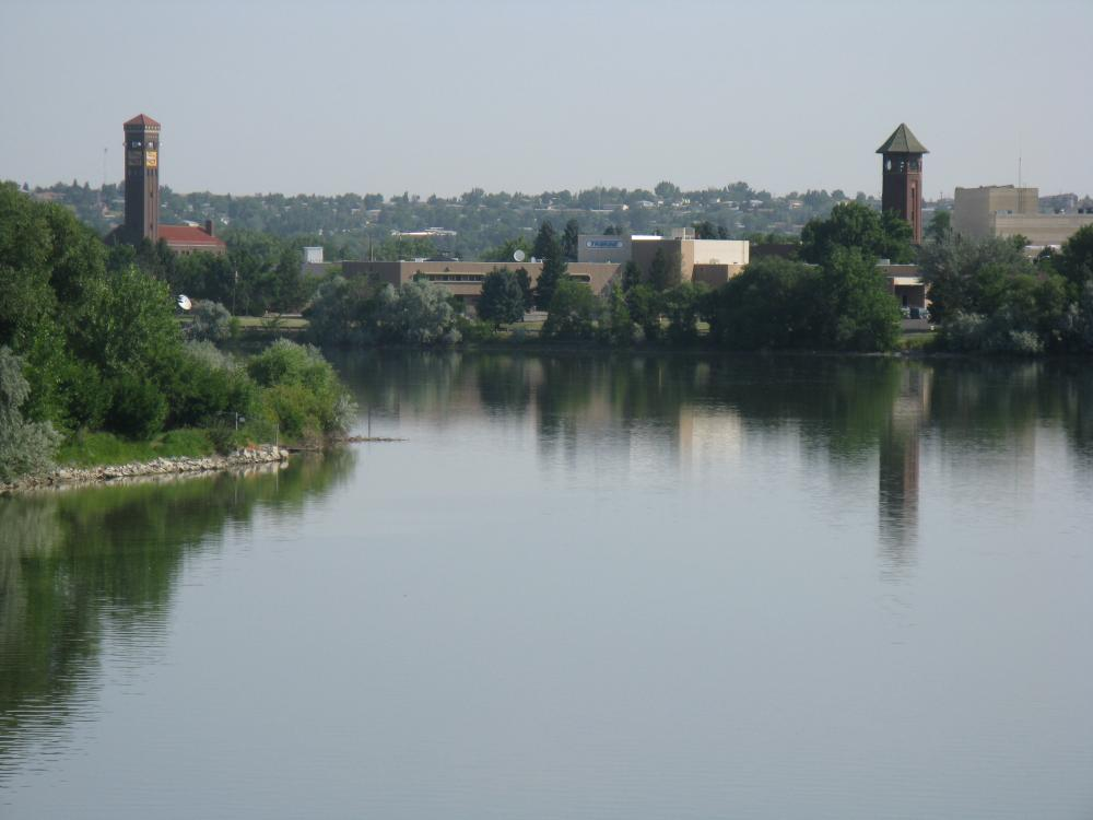 Flood Protection Information City Of Great Falls Montana