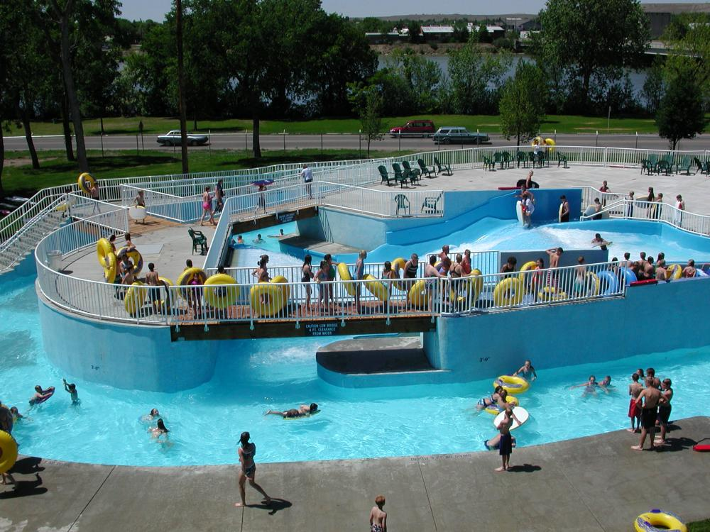Dad 39 S Day The Electric City Water Park City Of Great Falls Montana